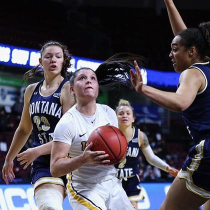 Guess who is leading her team to the Big Sky Conference championship game?... The champion herself, Sydney Gandy! Bring it home Syd!